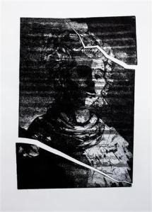 aquatint, etching, dry point dim.30x40cm